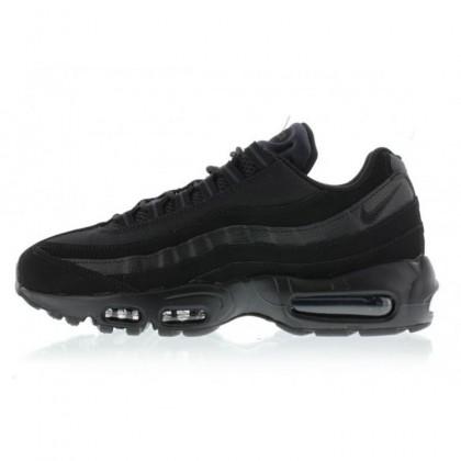 sale retailer 16a6c 334e3 Chaussures Nike Air Max 95 Triple Noir Homme 609048-092